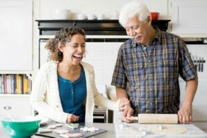 When an aging parent needs help at home, these tips can ensure safety and maintain independence.