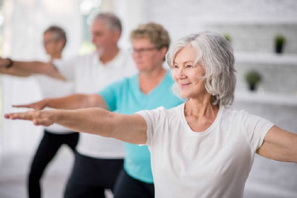 Healthy Aging Month is a great reminder to help senior loved ones prioritize their health as they age.